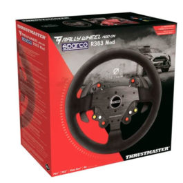 TM Rally Wheel Add On Sparco R383 Mod – Thrustmaster