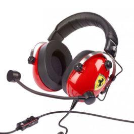 Auriculares T.Racing ed. Scuderia Ferrari – Thrustmaster