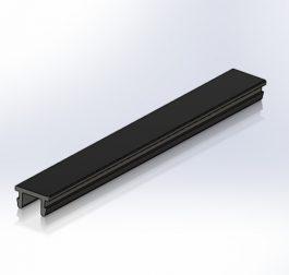 Cover Strip – Perfiles de Aluminio